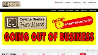 Town Centre Furniture