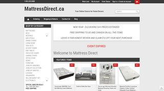 Mattress Direct Mississauga