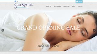 Sleep Masters Mississauga
