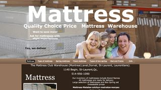 Mattress Club Warehouse