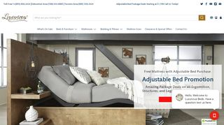 Luxurious Beds and Linens Toronto