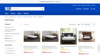 Best Buy Mattress Moncton