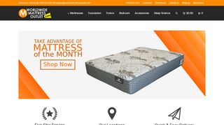 Worldwide Mattress Moncton
